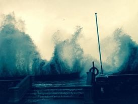 Goodrington 9am. Photo credit: Debs Cutland