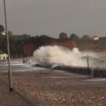 Torquay storm pic