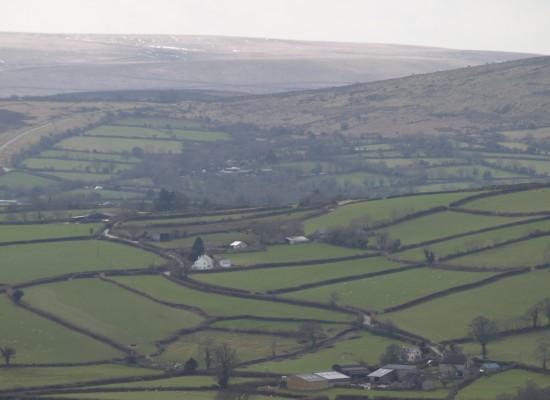 Dartmoor. We are South Devon