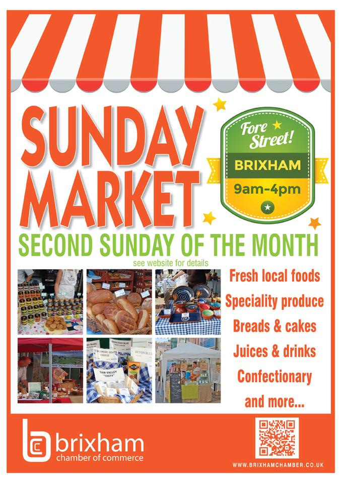 Brixham market