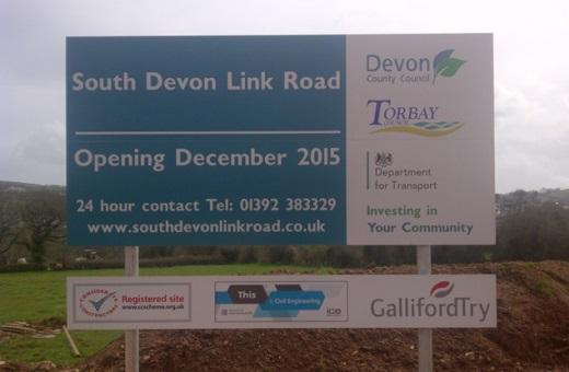 South-Devon-Link-Road