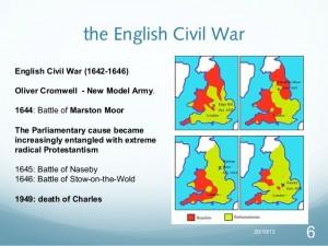 english civil war results