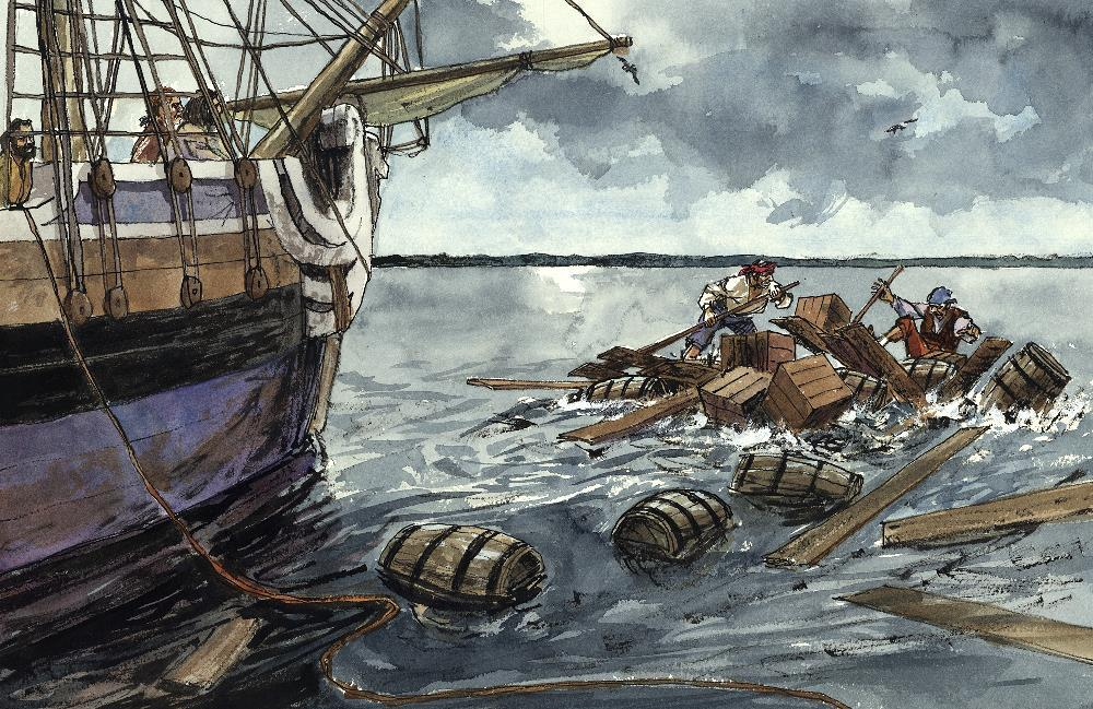 regina v dudley and stephen case of the shipwrenched sailor Regina v dudley and stephens  in the 26th section we find again the case of the two shipwrecked men and  the american case cited by my brother stephen in his.
