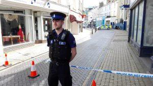 Image: FB/Brixham Police