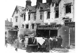 bombed tor hill rd 1942