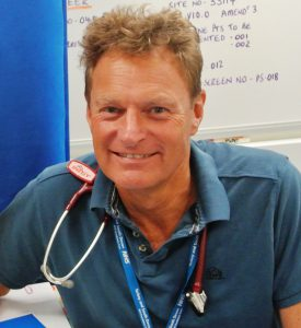 Dr. Phil Keeling