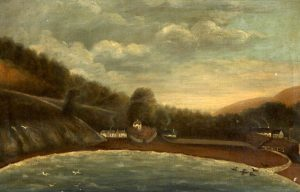 unknown artist; Walden Hill, Torquay; Torquay Museum; http://www.artuk.org/artworks/walden-hill-torquay-145762