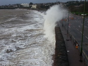 Torquay this morning. Photo credit: Amanda Martin