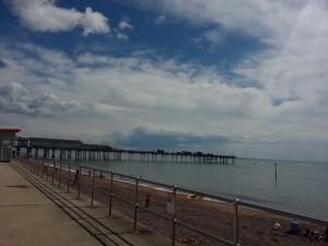 Teignmouth Pier.