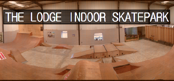 The Lodge Action Sports Club unveil new skate park for Newton Abbot.