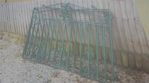 Stolen gates