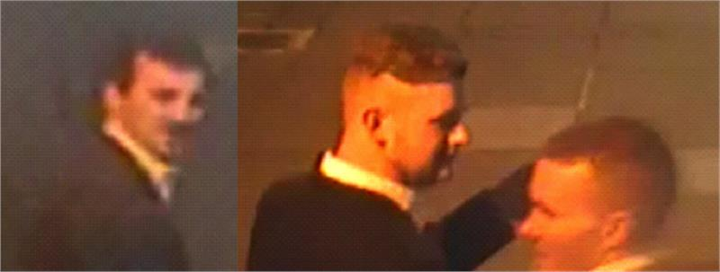 Can you help Police identify these men?