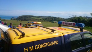 Photo: www.facebook.com/torbaycoastguard