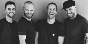Coldplay will be performing at the event