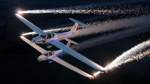 Lighting up the sky - The AeroSPARX team