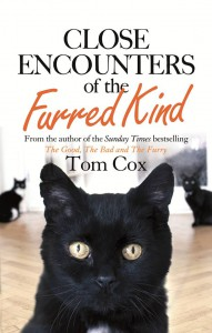 Tom Cox's latest book Close Encounters of the Furred Kind