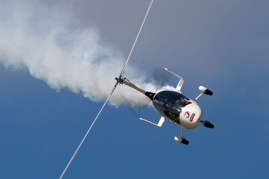 Gyro Air Display