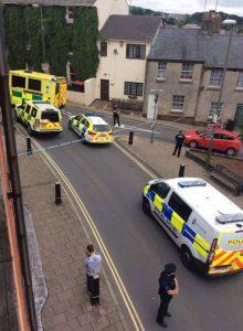 Paignton incident