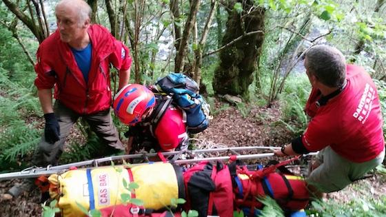 Photo: Dartmoor Search and Rescue Team Ashburton