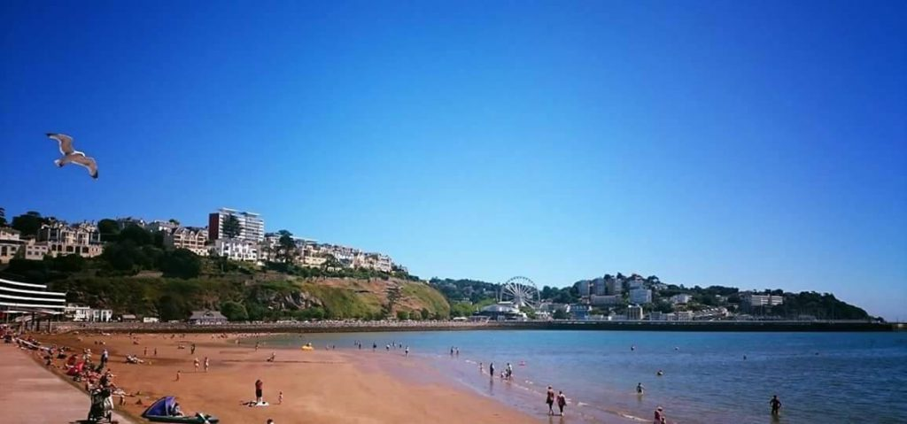 Torquay beach today