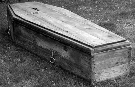 Image result for 1800s coffin