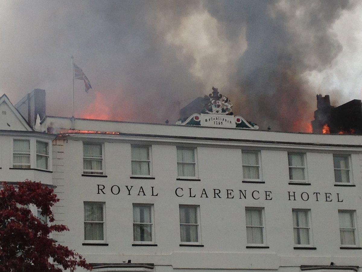Photo: Devon&Somerset Fire Service and Rescue Service