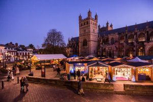 Credit: Exeter Christmas Market/Facebook